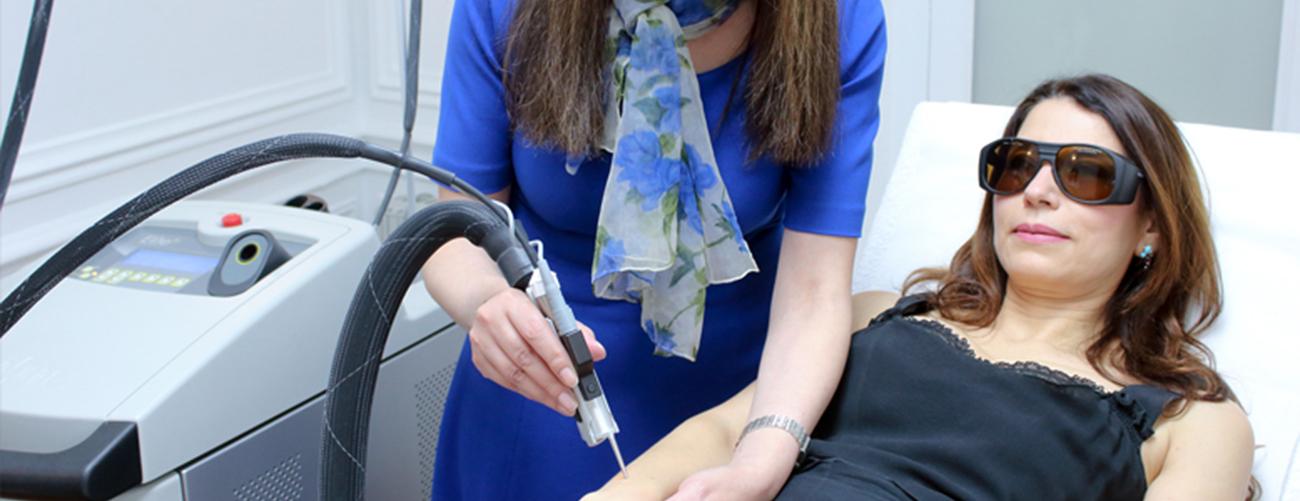 Epilation définitive au laser ou épilation électrique à Paris - Dr Cheriet