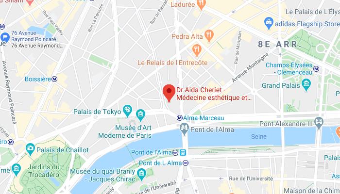 Cabinet de médecine esthétique à Paris - Dr Cheriet